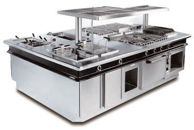 Cohotelca s l el portal de for Mobiliario y equipo de cocina para un restaurante pdf