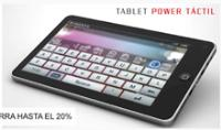 Tablet Power Táctil