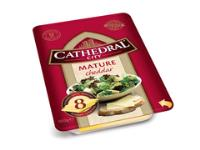 CATHEDRAL CITY Slices matur 6x150g