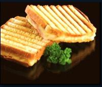Tosti 'Light' gouda/york