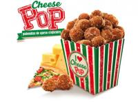 Snack Cheese Pop