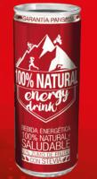 Natural energy drink